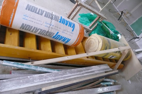 Matériaux isolants knauf insulation